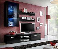 Obývací stěna Galino 24 ZZ GE (s osvětlením)