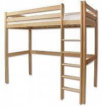 Patrová postel 90 cm LK 135 (masiv)