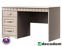 PC stolek Decodom Lirot Typ 61 (vanilka patina)