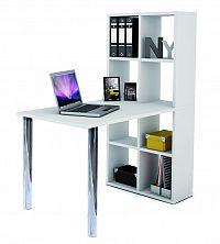Psací stůl Bexinton 205604 (s regálem)