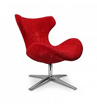 Relaxační křeslo Blazer (červená)