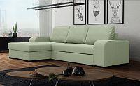 Rohová sedací souprava Fonda (zelená) (L)