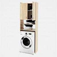 Skříňka na pračku Natali (dub sonoma)
