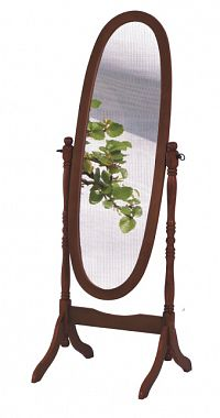 Zrcadlo Zrkadlo ořech