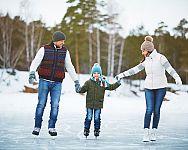 Jak vybrat zimní brusle na led pro děti a pro dospělé?