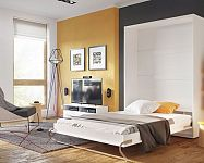 Sklápěcí postele i se sedačkou nejen pro hosty
