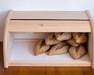 Jak skladovat pečivo? Nejlepší chlebníky do kuchyně podle recenzí a testů jsou od Tescomy a Tupperware