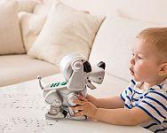 Jak vybrat robotickou hračku? Populární jsou zvířata i robot na ovládání