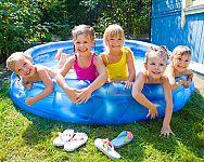 Nafukovací bazén pro malé děti? Recenze chválí hlavně malé rozměry