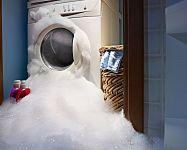 Nejčastější problémy s pračkou a jejich řešení