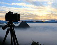 Jak si vybrat nejlepší stativ na mobil, kameru, fotoaparát nebo dalekohled