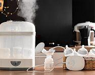 Tipy, jak sterilizovat odsávačku mateřského mléka
