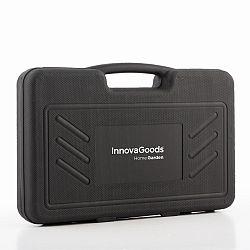 18dílná sada náčiní na grilování z nerezové oceli v kufříku InnovaGoods Barbecue