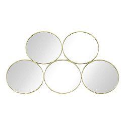 5dílné zrcadlo Native Luxury