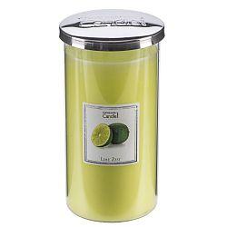 Aroma svíčka s vůní limetek Copenhagen Candles  Lime Zest Talll, doba hoření 70 hodin