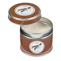 Aroma svíčka v plechovce s vůní madagaskarské vanilky Copenhagen Candles, doba hoření 32 hodin