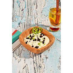 Bambusová miska Kutahya Snacks, 10 x 3 cm