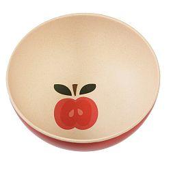 Bambusová miska Rex London Vintage Apple, ⌀ 13,5cm