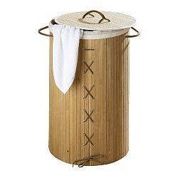 Bambusový koš na prádlo Bina