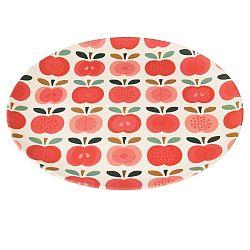 Bambusový talíř Rex London Vintage Apple, ⌀25cm