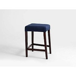 Barová stolička v dekoru ořechového dřeva Custom Form Wilton Inkjet