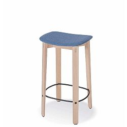 Barová židle z dubového dřeva Gazzda Nora