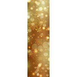 Běhoun Gold Shimmer, 40x140 cm