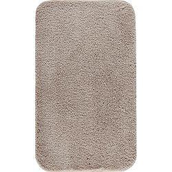 Béžová předložka do koupelny Confetti Bathmats Miami, 50 x 57 cm