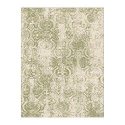 Béžový koberec Last Deco Evelyn, 300 x 200 cm
