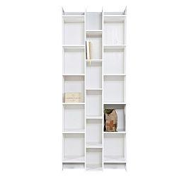 Bílá knihovna De Eekhoorn Grenen, základní modul