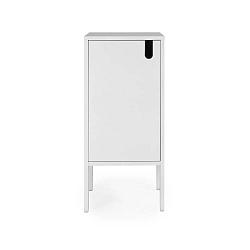 Bílá skříň Tenzo Uno, šířka 40cm