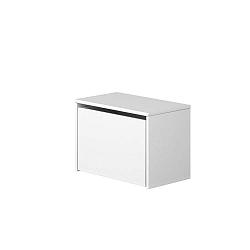 Bílá úložná lavice Flexa Play