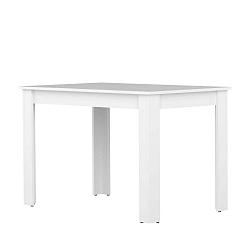 Bílý jídelní stůl TemaHome Nice