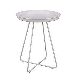Bílý odkládací stolek Nørdifra Tray Coffee