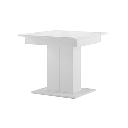 Bílý rozkládací jídelní stůl Szynaka Meble Star 5