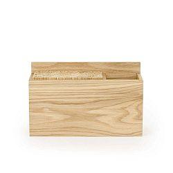 Blok na kuchyňské nože zdubového dřeva Wireworks