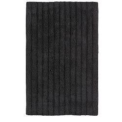 Černá koupelnová předložka Zone One,50x80cm