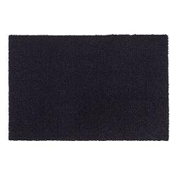 Černá rohožka Tica Copenhagen Unicolor, 40x60cm