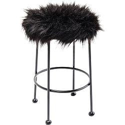 Černá stolička Kare Design Ontario
