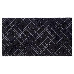 Černošedá rohožka Tica Copenhagen Lines, 67x120cm