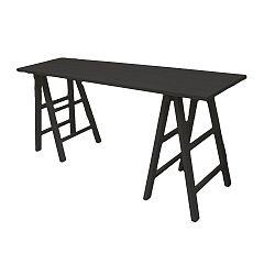 Černý dřevěný stůl Interiörhuset Samira
