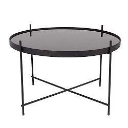 Černý konferenční stolek stolek Zuiver Cupid