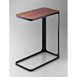 Černý stolek YAMAZAKI Frame