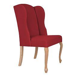 Červená židle Windsor & Co Sofas Libra