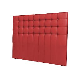 Červené čelo postele Windsor & Co Sofas Deimos, 200 x 120 cm