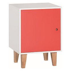 Červeno-bílá skříňka Vox Concept