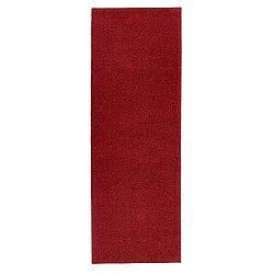 Červený běhoun Hanse Home Pure, 80x150cm