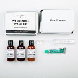 Cestovní hygienická sada Men's Society Weekender