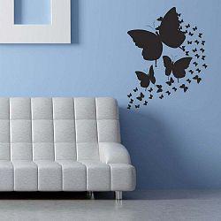 Dekorativní nálepka na stěnu Butterflies