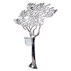 Dekorativní svícen ve tvaru stromu Ego dekor, výška63,5cm